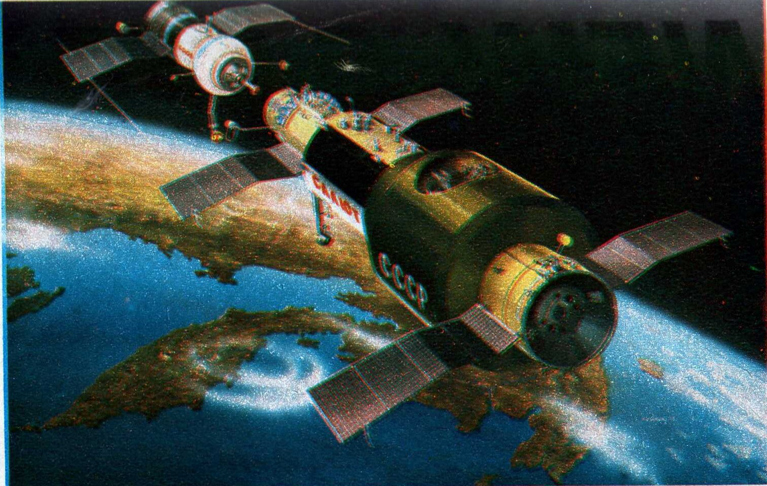 Spacecrafts Launched In 1971