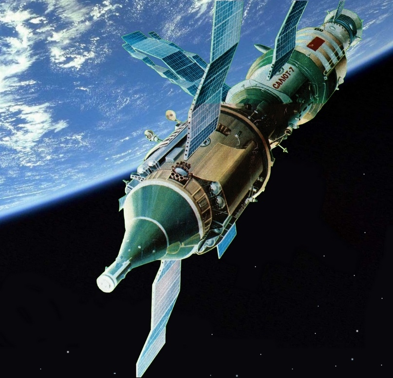 Spacecrafts launched in 1983