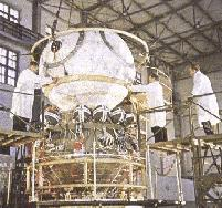 Vostok in Factory