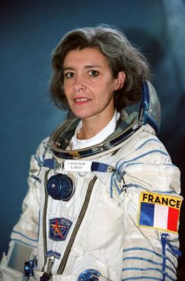 Claudie Haigneré (Andre-Deshays)
