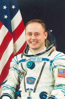 astronaut mike fincke - photo #3