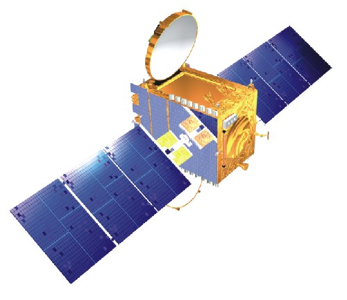 Spacecrafts Launched In 2007