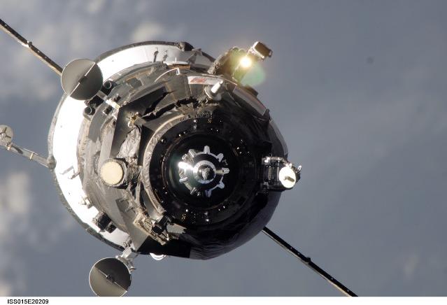 космический грузовик, ФОНДСЕРВИСБАНК